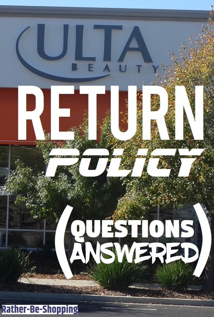 We Untangle the Ulta Return Policy and Answer ALL Your Questions