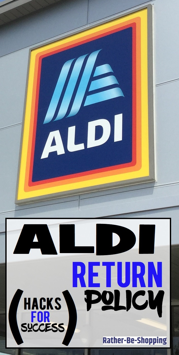 ALDI Return Policy: Here's the Dealio + Hacks for Success