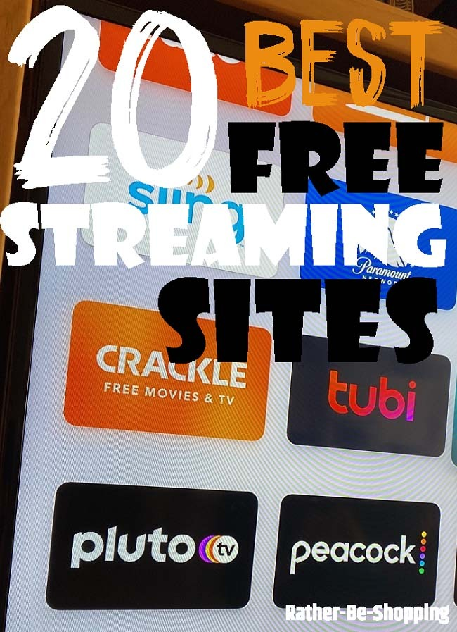 20 Best Movie Streaming Sites to Watch Free Movies Online