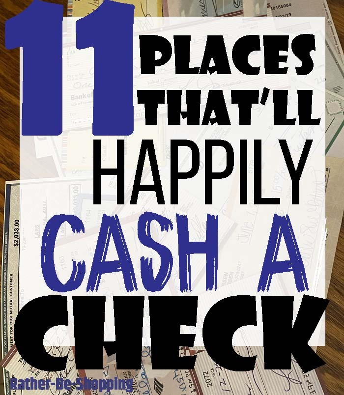 11 Best Check Cashing Places Near Me (Some Are Completely Free)
