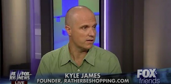 Kyle James on FOX News