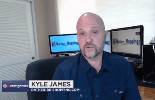 Kyle James on KSL-TV in Salt Lake City, UT