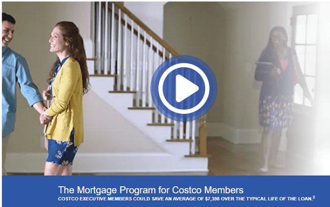 Costco mortgages