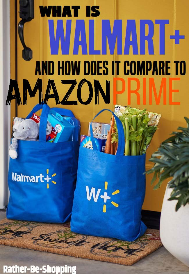What Is Walmart+ and Is It Really an Amazon Prime Competitor?