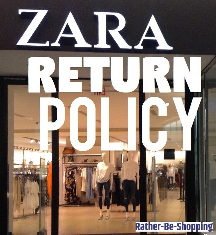 Zara Return Policy: Let's Muddle Thru The Confusion