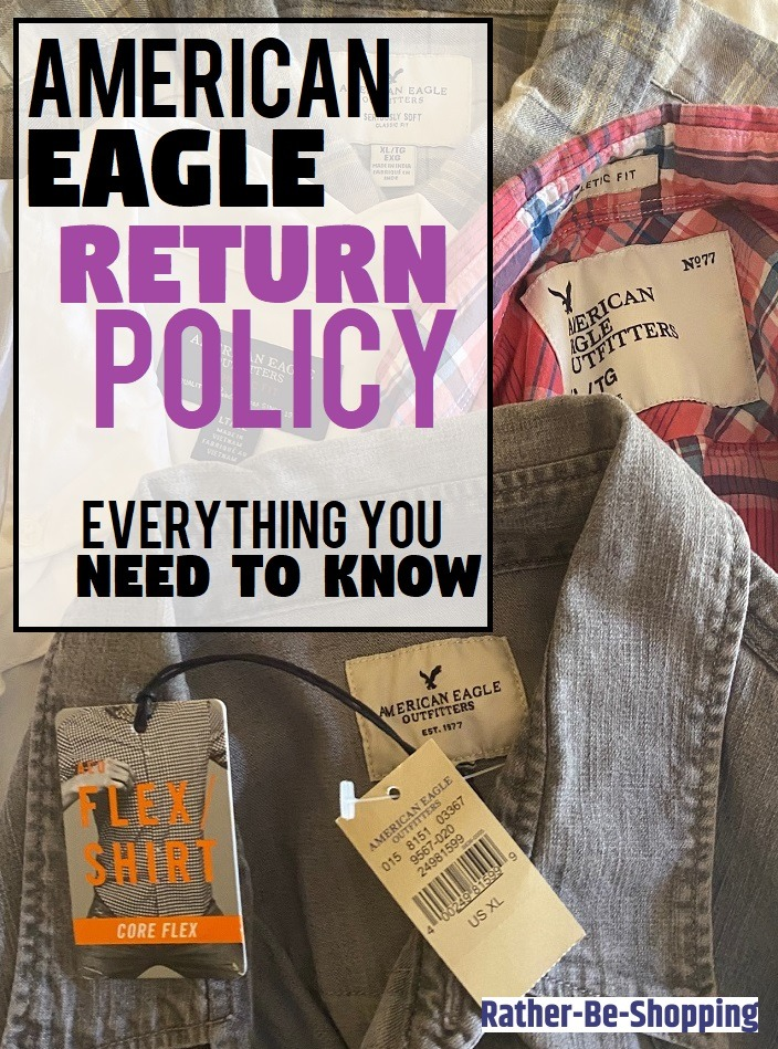 American Eagle Return Policy: Everything You NEED To Know