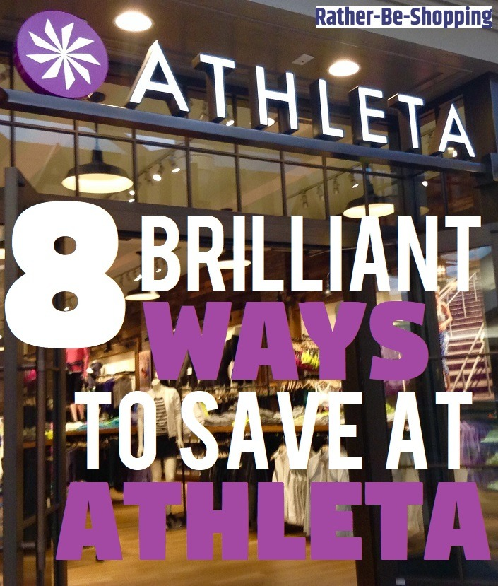 8 Brilliant Ways to Save Money at Athleta