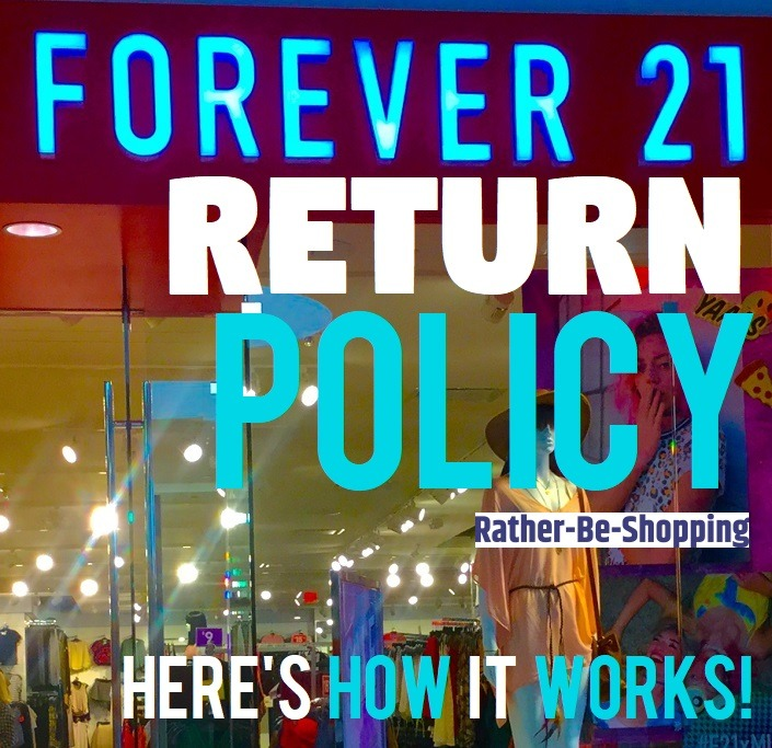 Forever 21 Return Policy: Everything You NEED to Know for Success