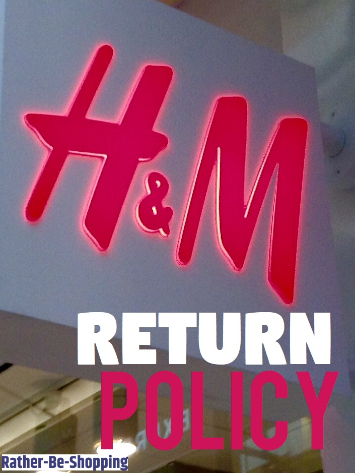 The H&M Return Policy (Finally...Here's Exactly How It Works)