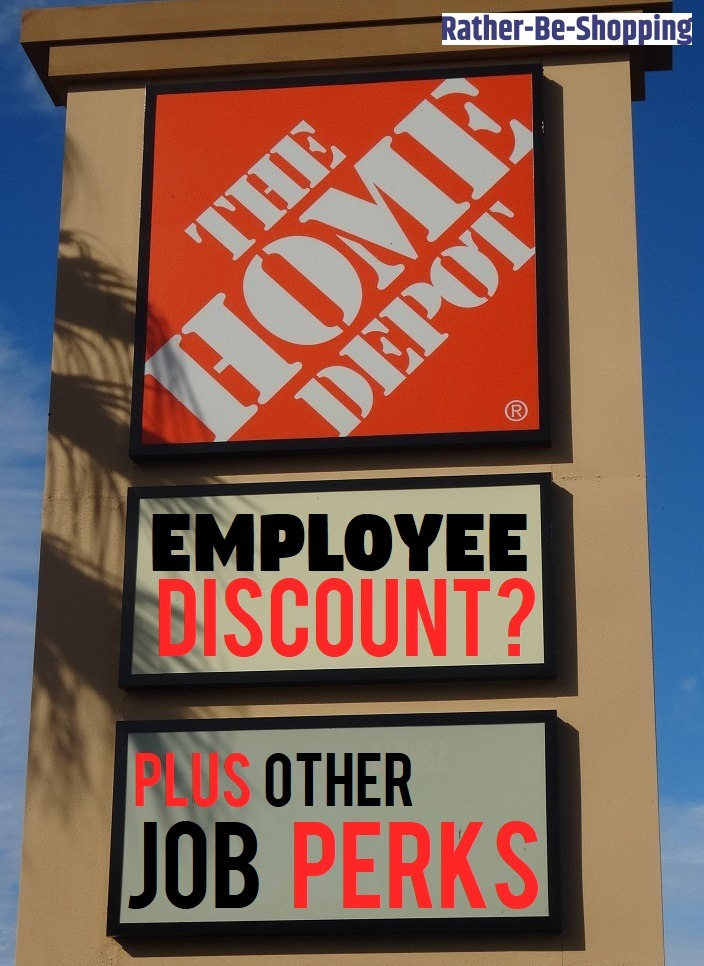 Does The Home Depot Offer an Employee Discount?