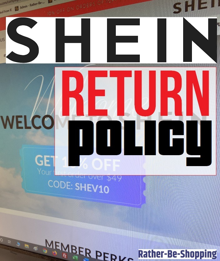 13 Questions About the Shein Return Policy Answered...Finally