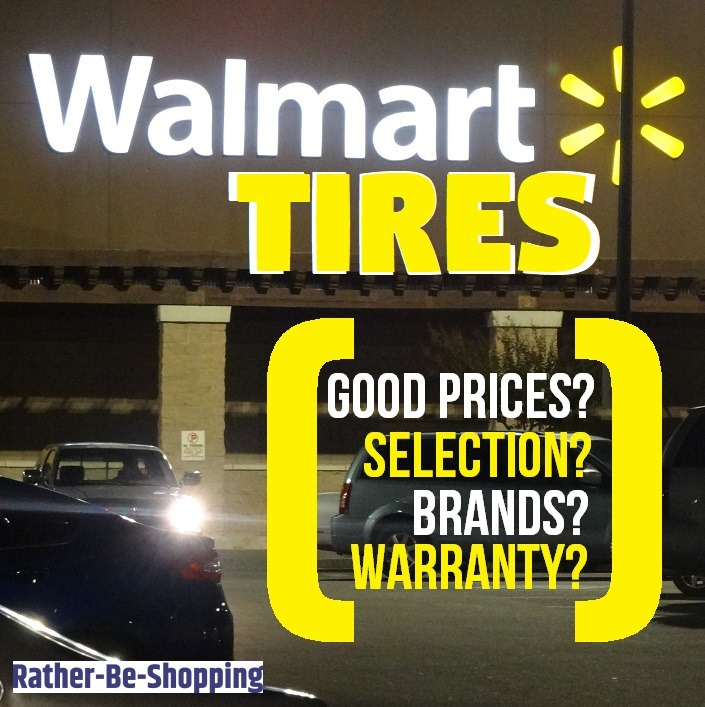 Are Walmart Tires Actually a GOOD Deal...Let's Break It All Down