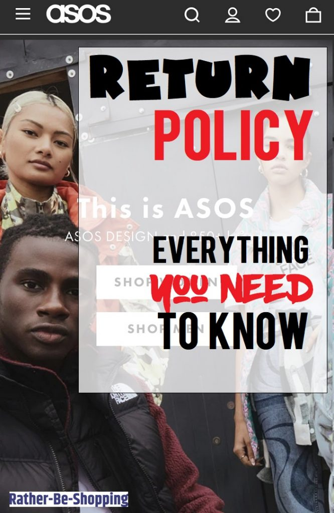 ASOS Return Policy: Time to Make Sense of ALL The Confusion